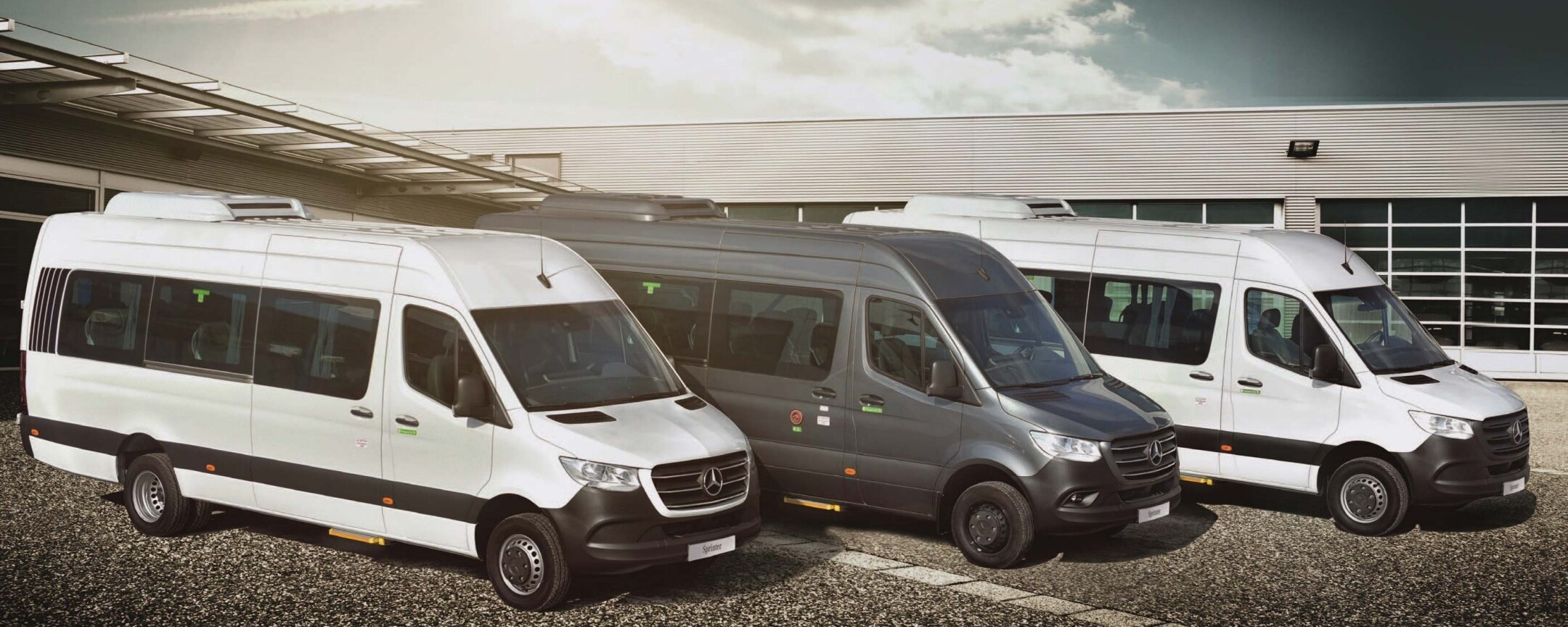 Exemplary Solutions: the new Sprinter.